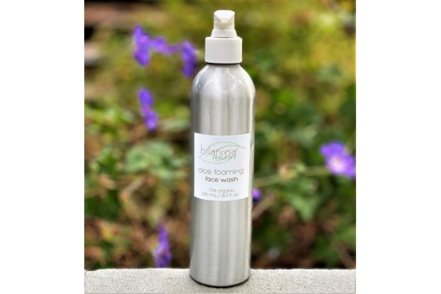 Hand poured, Hand crafted, Made in the USA Face Wash