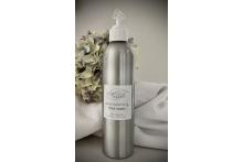 Organic Aloe Gel Foaming Face Wash Metal Bottle